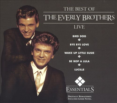 The Best of Everly Brothers: Live