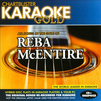 Chartbuster Karaoke Gold: Reba McEntire