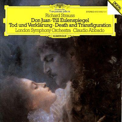 Strauss: Don Juan; Till Eulenspiegel; Tod und Verklärung