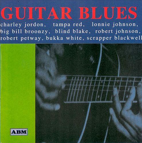 Guitar Blues [Hallmark]
