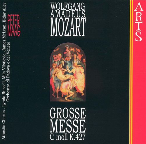 Mozart: Grosse Messe, K. 427