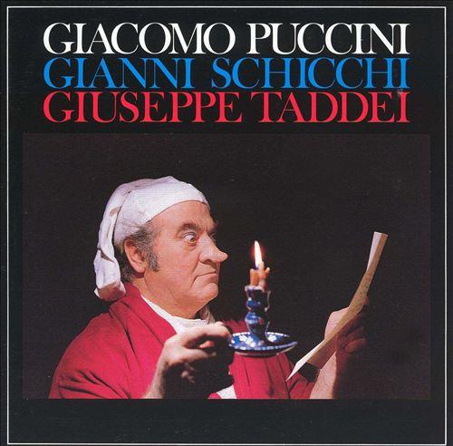 Giacomo Puccini: Gianni Schicchi