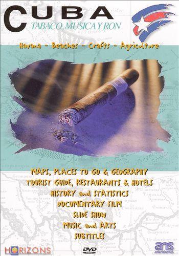 Horizons Collection: Cuba, Tabaco Musica y Ron [DVD]