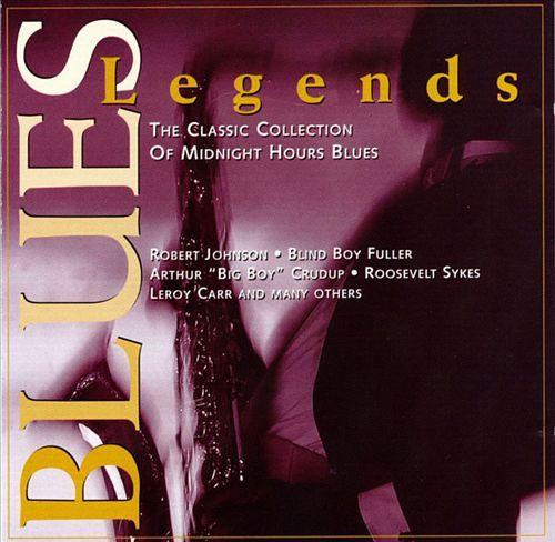 Blues Legends, Vol. 3