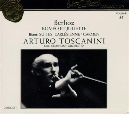 Berlioz: Roméo et Juliette; Bizet: Carmen & L'Arlésienne Suites