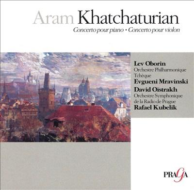 Aram Khachaturian: Concertos for Violin & Piano