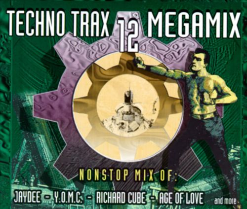 Techno Trax Megamix, Vol. 12
