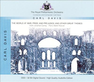 Carl Davis: World at War; Pride and Prejudice; Anne Frank Remembered