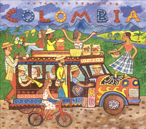 Putumayo Presents: Colombia