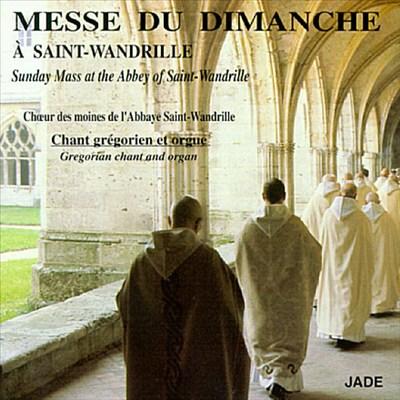 Messe du Dimanche à Saint-Wandrille