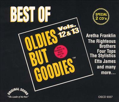 Best of Oldies But Goodies, Vol. 12-13