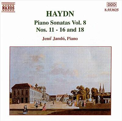 Haydn: Piano Sonatas Vol.8