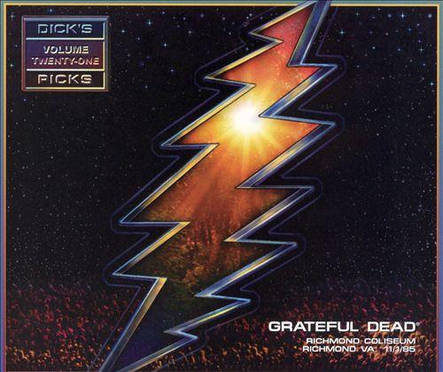 Dick's Picks Vol. 21: Live at Richmond Coliseum, Richmond, VA