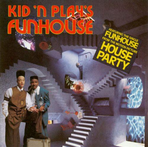 Kid 'n Play's Funhouse