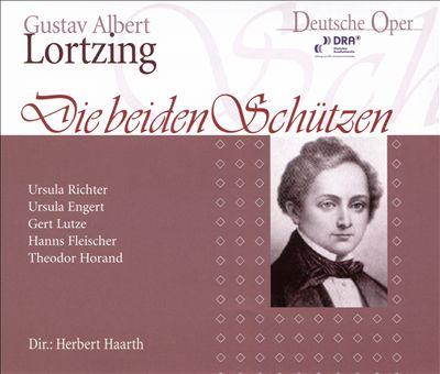 Gustav Albert Lortzing: Die beiden Schützen