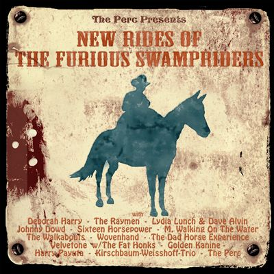 New Rides of the Furious Swampriders