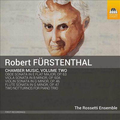Robert Fürstenthal: Chamber Music, Vol. 2