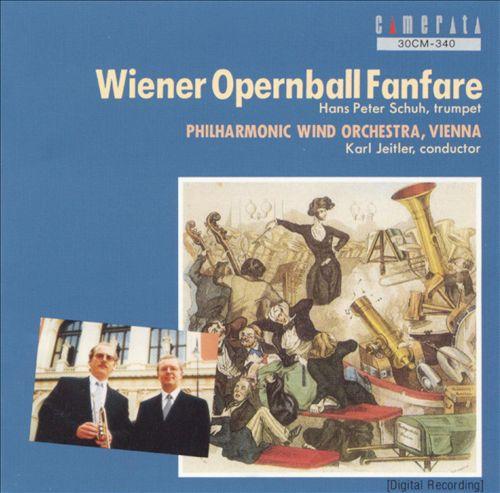 Wiener Opernball Fanfare