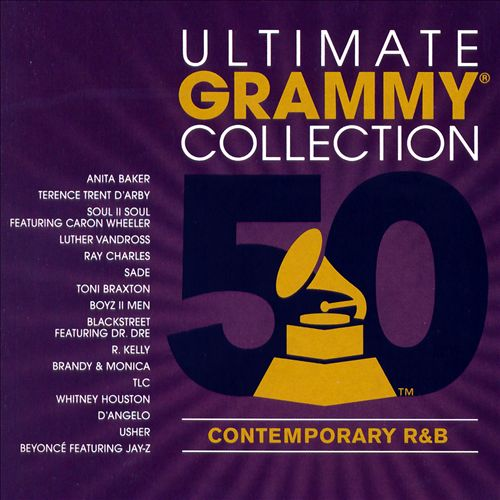 Ultimate Grammy Collection: Contemporary R&B