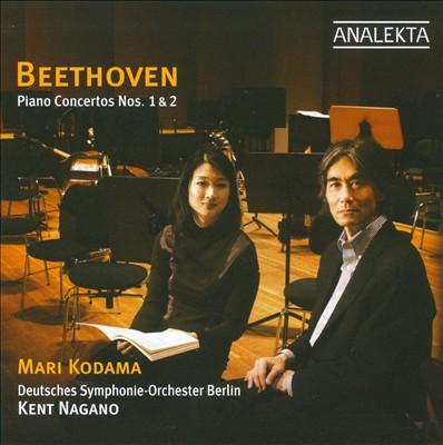 Beethoven: Piano Concertos Nos. 1 & 2