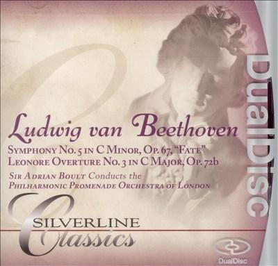 Beethoven: Symphony No. 5; Leonore Overture No. 3 [DualDisc]