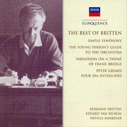 The Best of Britten [Australia]