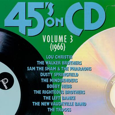 45's on CD, Vol. 3 (1966)