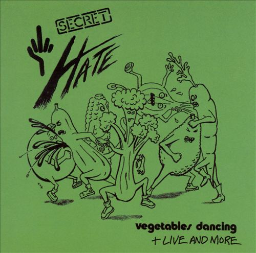 Vegetables Dancing