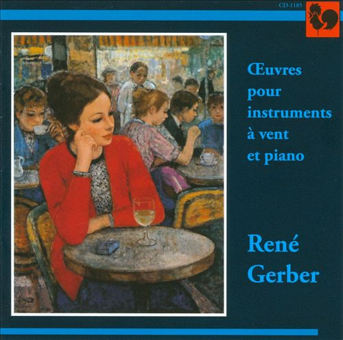Oeuvres pour instruments à vent et piano