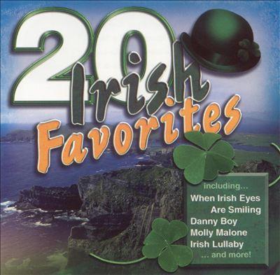 20 Irish Favorites