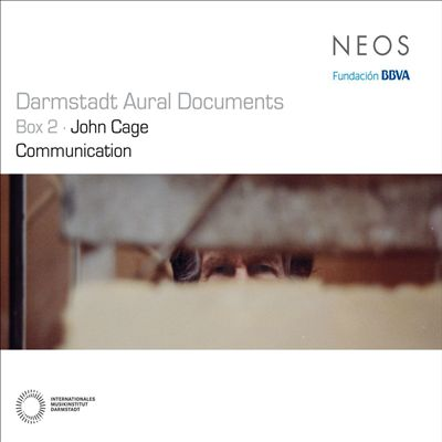 Darmstadt Aural Documents, Box 2: John Cage - Communication