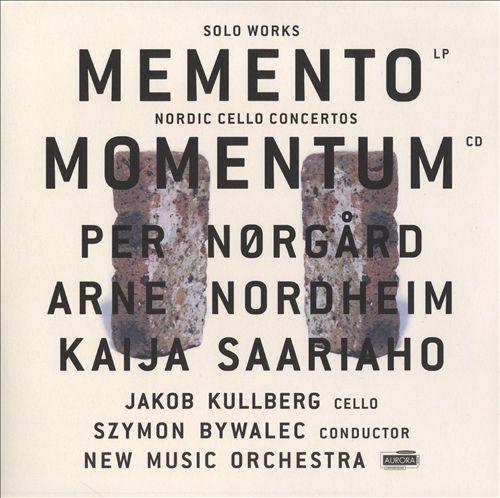 Momentum / Memento [CD & LP]
