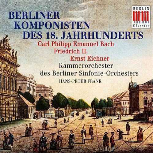 18th Century Berlin Composers