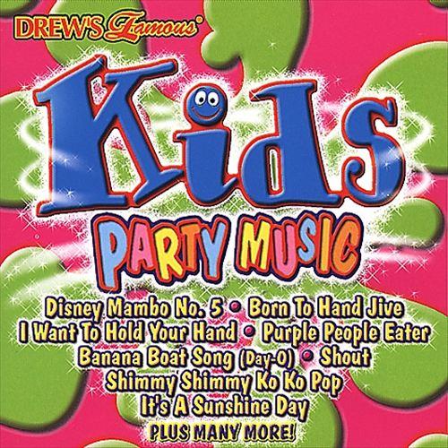 Drew's Famous Kids Party Music