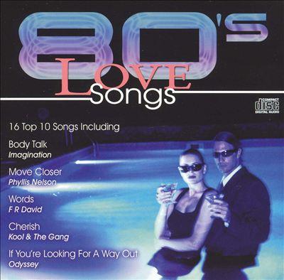 80's Love Songs [2002]