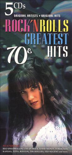 Rock 'N' Roll's Greatest Hits 70's