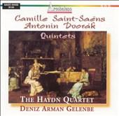 Camille Saint-Saens, Antonin Dvorak: Quintets
