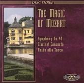 The Magic of Mozart, Disc 3