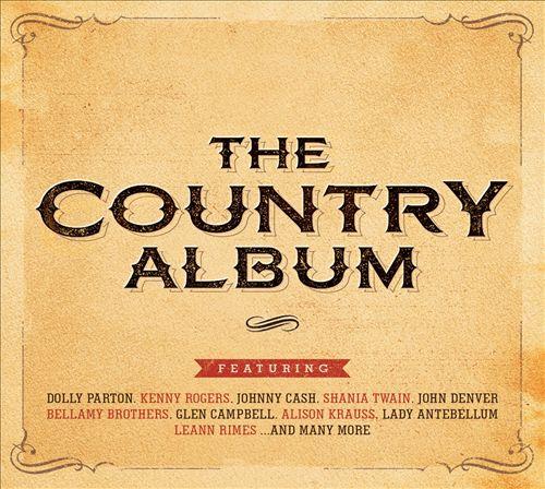 The Country Album [Universal]