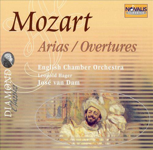 Mozart: Arias; Overtures