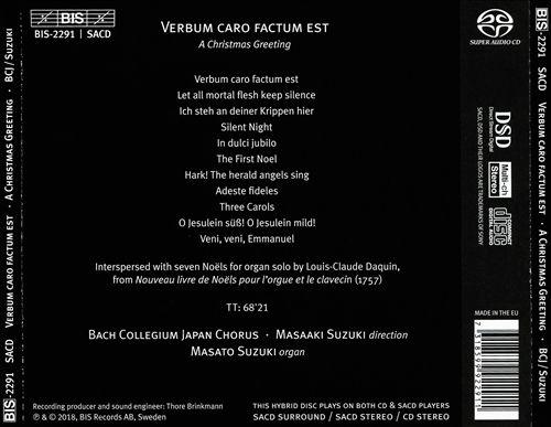 Verbum Caro Factum Est: A Christmas Greeting