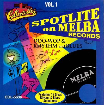 Spotlite on Melba Records, Vol. 1