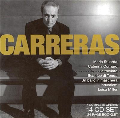 Legendary Performances of Carreras