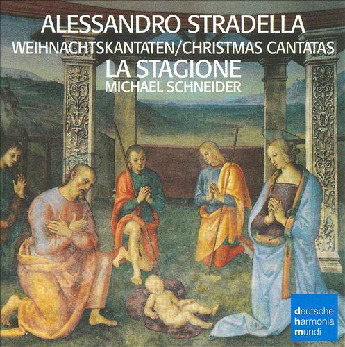 Alessandro Stradella: Christmas Cantatas
