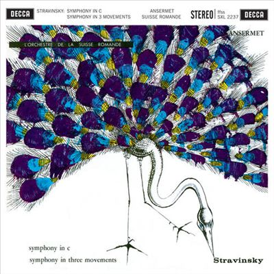 Stravinsky: Symphony in C; Symphony in Three Movements