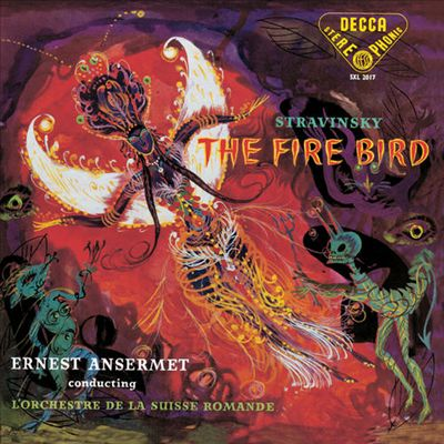 Stravinsky: The Fire Bird