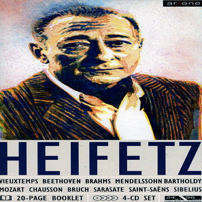 Heifetz (Box) [Germany]