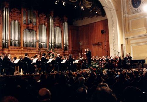 Tchaikovsky Symphony Orchestra of Moscow Radio