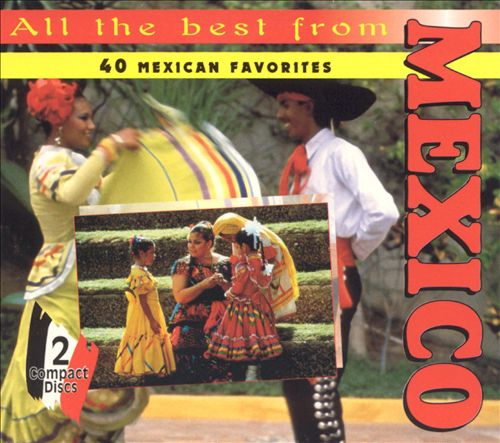 All the Best from Mexico [1 Disc]