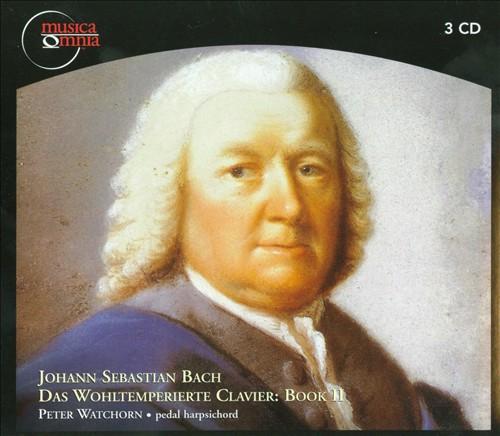 J.S. Bach: Das Wohltemperierte Clavier, Book 2